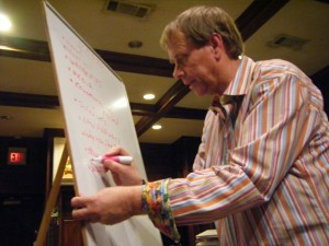 how to make your website produce more revenue, ron sturgeon, web development white board meetings