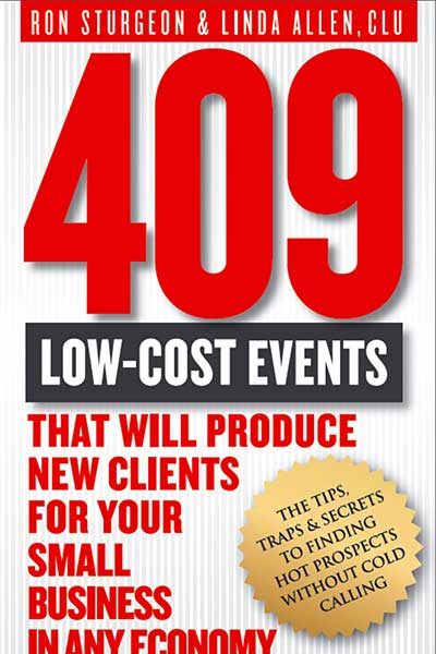 409 low cost events
