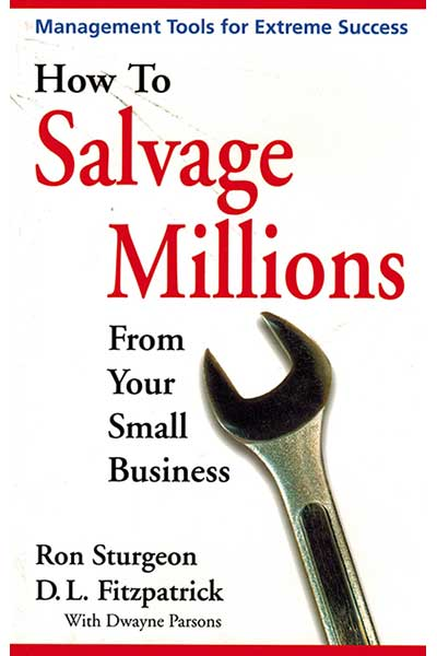 how to salvage millions from your business