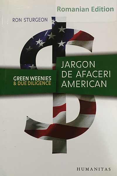 Romanian version Green Weenies & Due Diligence
