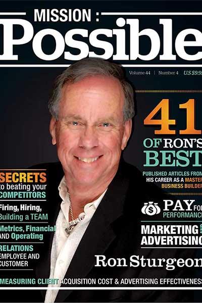 mr mission possible magazine