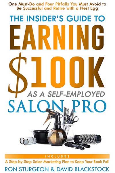 earn $100k as a salon pro